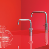 Quooker Square Nordic Matching Twintaps.