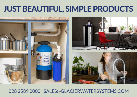 Water filters, water cooler and Quooker boiling water taps