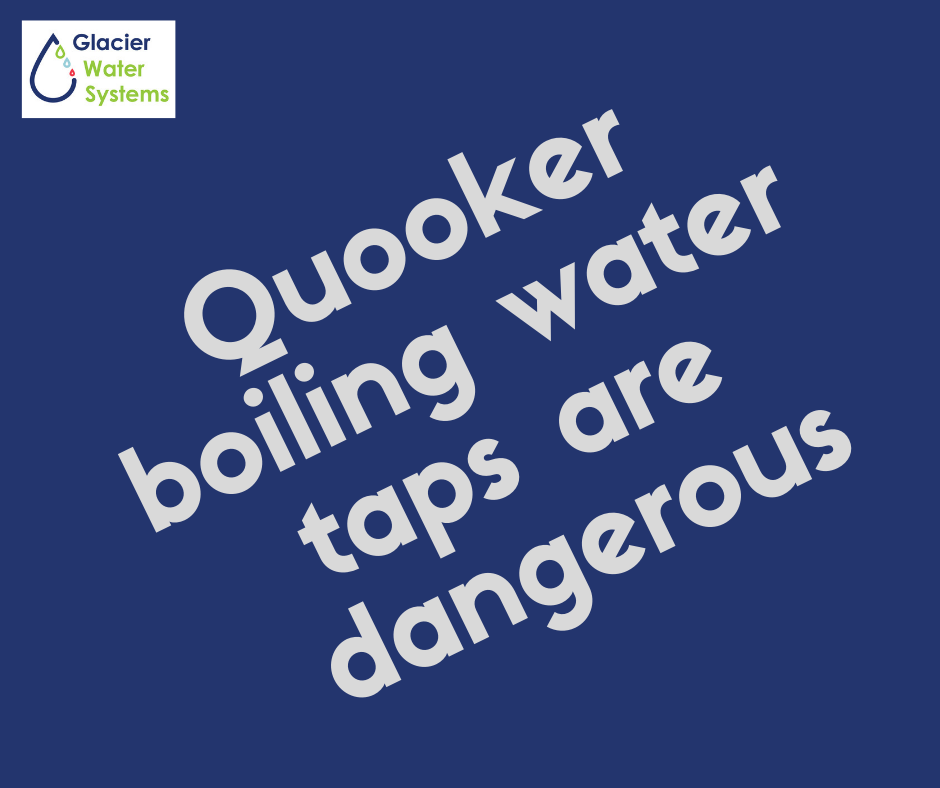 Quooker Boiling Water Taps are safe to use.