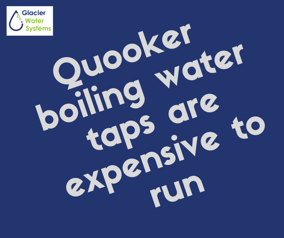 Quooker boiling water taps are cost effective.