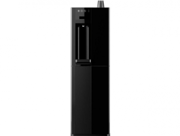 b3 Plumbed In Water Cooler Water Dispenser Floorstanding in Black from Glacier Water Systems, Northern Ireland.