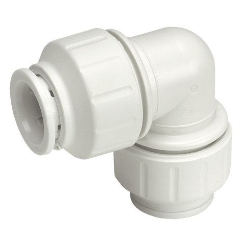 John Guest Equal Elbow 15mm for Glacier water filters in Northern Ireland.