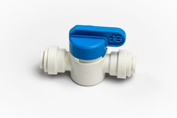 "John Guest Shut off Valve 1/4"" for Glacier water filters in Northern Ireland."