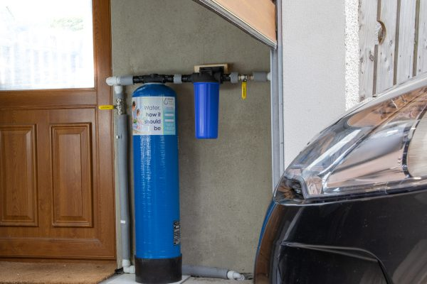 GW5 8x37 whole house inline water filter replacement. Water filter replacements in Northern Ireland.