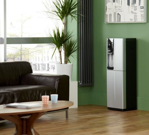 b2 Plumbed In Water Cooler - suitable for any environment.