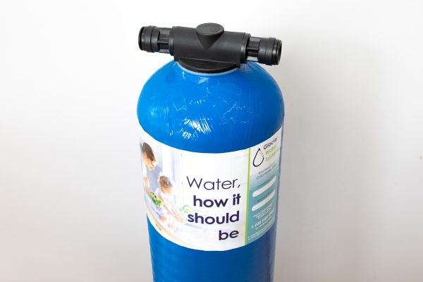 Glacier SupremeXL inline whole system water filter replacement, continuing to ensure all the water on the premises is clean and fresh.