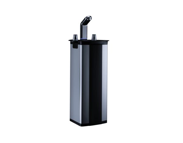b5 Plumbed In Mains Fed Water Fountain Water Cooler with sparkling water options. From Glacier Water Systems, Belfast,