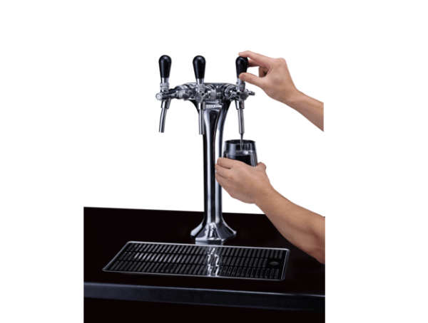 u2 s2 40ltr Undersink Water Chiller 3 Dispensing Taps. Can dispense chilled, ambient and sparkling water. From Glacier Water Systems, Belfast.