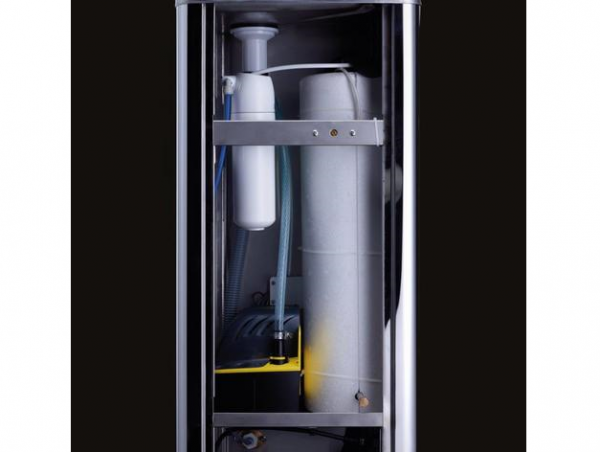 f4 Plumbed In Water Fountain Pumped Waste Kit