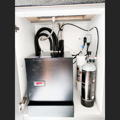 u2 water chiller unit Co Antrim